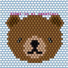 Sipariş için >> Dm Pattern : @sibelinelsanatlari_ Tasarım: @sibelinelsanatlari_ Desenlerimi @sibelinelsanatlari_ etiketleyerek… Seed Bead Earrings, Beaded Earrings, Seed Beads, Loom Beading, Beading Patterns, Native Beadwork, Beaded Crafts, Beaded Animals, Brick Stitch