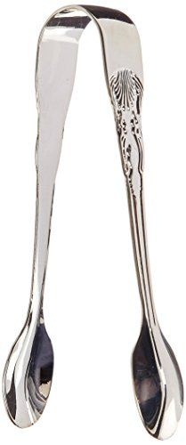 "Elegance Silver 86241 Silver Plated Sugar Tongs, 4-1/2"" E... https://www.amazon.com/dp/B001K3L48I/ref=cm_sw_r_pi_dp_gplAxbJMHXWTS"
