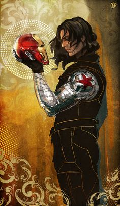 Captain America Civil War - Face of War by maXKennedy on DeviantArt