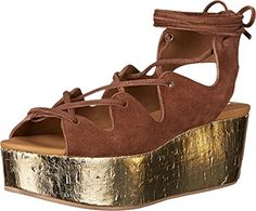 See by Chloe Women's SB24200 Cola Sandal 39 (US Women's 9) M ** Want additional info? Click on the image.