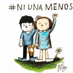 Liniers #ni una menos