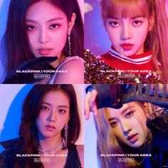 Blackpink Ddu Du Ddu Du Music In 2019 Blackpink Album Covers