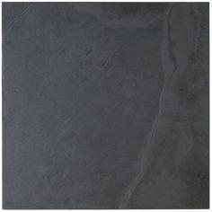 Black Brushed - Urban Slate - Fired Earth - £3.83 per tile; £42.46 per sq m