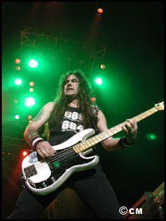 Steve Harris - Iron Maiden