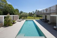 Architect Vincent Coste has completed the redesign of Maison L2 in Saint Tropez.