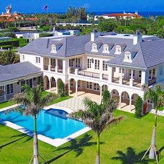 Woah that is a stunning mansion