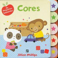 Cores | Um livro de Jillian Phillips | Editorial Presença