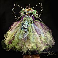 Enchanted Fairy Ware  woodland flower Fairy by enchantedfairyware, $250.00