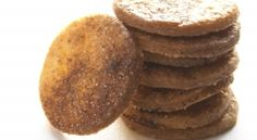 Jødekager (Jewish cookies, a Danish Christmas tradition) recipe in Danish from Claus Meyer
