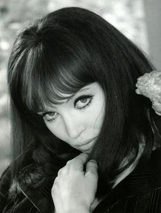 Publicity photo for Alphaville, 1965.