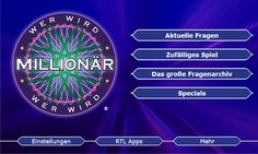 Wer wird Millionär App - WWM APP