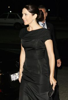 Princess Mary Photos: Princess Mary And Prince Frederik Attend Gala Dinner