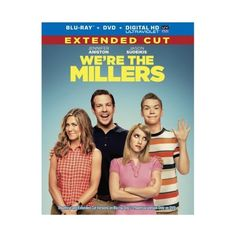 Amazon.com: We're the Millers (Blu-ray+DVD+UltraViolet Combo Pack):... ($25) ❤ liked on Polyvore featuring movies
