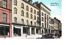 Halifax Nova Scotia Queen Hotel 1910 | eBay