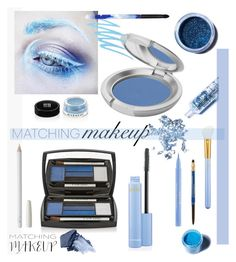 """""""Matchy-Matchy Makeup"""" by ilona-828 ❤ liked on Polyvore featuring beauty, Medusa's Makeup, T. LeClerc, Lime Crime, Glitter Injections, Lancôme, MAC Cosmetics, Givenchy, Stila and NARS Cosmetics"""