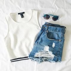 Forever 21  Their outfits are the best