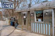 O'Rourke's Diner Middletown, CT.  You must go.  worth the wait.  Get adventurous with your order!