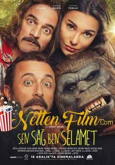Sen Sağ Ben Selamet Yerli Komedi filmi hd izle. Sağ Salim ve Sağ Salim 2 Sil Baştan filmi yönetmeninden kahkaha dolu bir film daha sizlerle. nettenfilm.com adresinde. #sensagbenselamet #izle #hdizle #fullizle