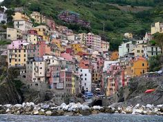 """Once upon a time, the Cinque Terre actually was a collection of """"sleepy fishing villages"""" – unlike today, when that phrase is still used to describe what has become one of Italy&#…"""