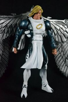 Marvel Now!! Angel (Marvel Legends) Custom Action Figure