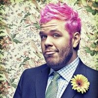Perez Hilton provides me with my entertainment news needs. He is witty and and makes me giggle. In my mind Perez created part of the obsession with celebrities. I will read his website three to four times a day. To be honest its not always just for the entertainment news but to see his opinion on the situation.