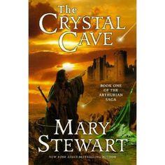 The Crystal Cave (Arthurian Saga, #1) Written by Mary Stewart