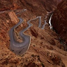 odditiesoflife:  10 of the Most Scenic Roads in the...