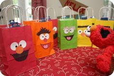Sesame Street Party. I due anni di Cimpri!