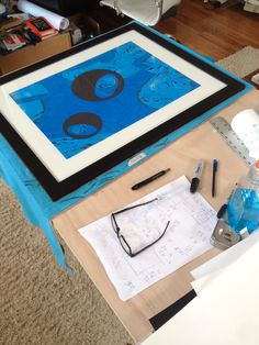 Work bench- printworks, Providence North Gallery / Atelier, Providence, Rhode Island