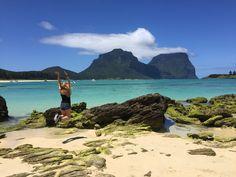 Lord Howe Island is stunning