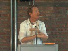 """IDEO Eyes Open: New York""     Fred Dust (Partner at IDEO) Speaker @ C2-MTL 2013 / (Associé, IDEO) Conférencier à C2-MTL 2013   #C2MTL #IDEO"