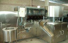 Automatic Crisp Waffle Bowls|Cups Machine