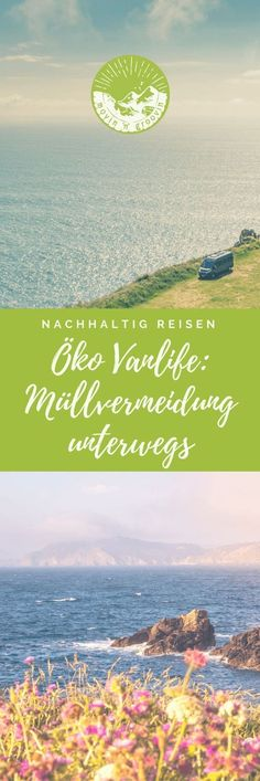 Öko Vanlife: 9 Tipps zur Müllvermeidung Sustainable living and traveling in a van – is that even possible? Sustainable Tourism, Sustainable Living, Surfing Lifestyle, Van Life Blog, Christmas Ad, Pinterest Photos, Pinterest Blog, Photo Search, Green Life