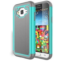 Samsung Galaxy J7 2015 Phone Case Cell Phone Accessories Hybrid Shock Absorbing