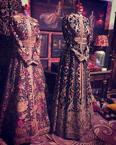"15.2k Likes, 92 Comments - Sabyasachi Mukherjee (@sabyasachiofficial) on Instagram: ""#Sabyasachi Couture Showcasing At the #AashniAndCoWeddingShow2017 @aashniandco in #London @london…"""