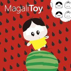 Tok&Stok Collections: Magali Toy, Maurício de Souza.