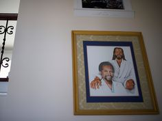Inside Ben Carson's House: An Homage to Himself (and Jesus)