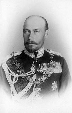 His Royal Highness Friedrich Franz III, Grand Duke of Mecklenburg-Schwerin (1851-1897)