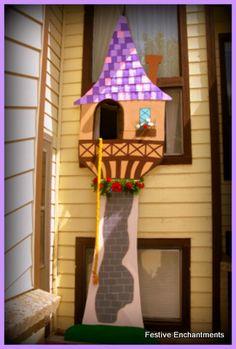Festive Enchantments: Zoe's Rapunzel Birthday Party