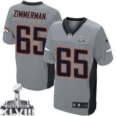 Gary Zimmerman Elite Jersey-80%OFF Nike Gary Zimmerman Elite Jersey at Broncos Shop. (Elite Nike Men's Gary Zimmerman Grey Shadow Super Bowl XLVIII Jersey) Denver Broncos #65 NFL Easy Returns.