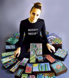 MOSAICO CREATIVO de fj Mosaic Art: GENERALIDADES DE LA TECNICA DEL MOSAICO CONTEMPORA...