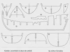 MODELISMO NAVAL EN MADERA   Por: Ing. Arturo González T.     En este blog, trataré de mostrar de la forma más detallada posible la fabricac...