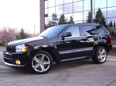 Jeep srt8 o i will own one of these <3
