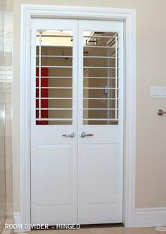 louvered french door - Google Search