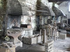 the old blacksmiths foto - Google Search