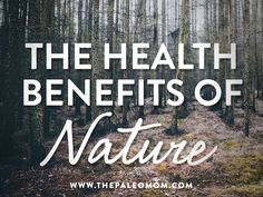 Everything from a short visit to a park to a long camping trip in the wilderness can benefit our physical and psychological health. Start to go outside. Wellness Quotes, Wellness Tips, Health And Wellness, Health Fitness, Health Goals, Fitness Tips, Deal With Anxiety, Stress And Anxiety, Paleo Mom
