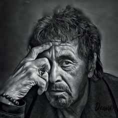 Al Pacino, Lee Jeffries, Actors, Actor