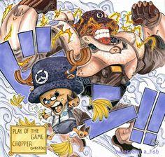 One Piece x Overwatch Crossover :o | ONE PIECE GOLD