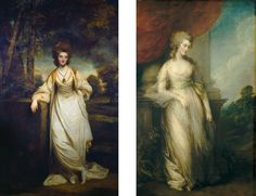 British and American Grand Manner Portraits of the 1700s
