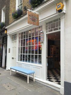 Barber shop London